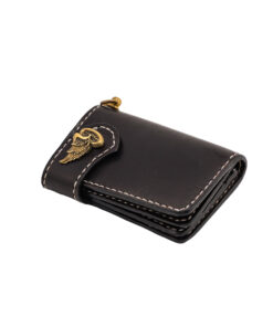 70's Wallet Shorty Flat - Black