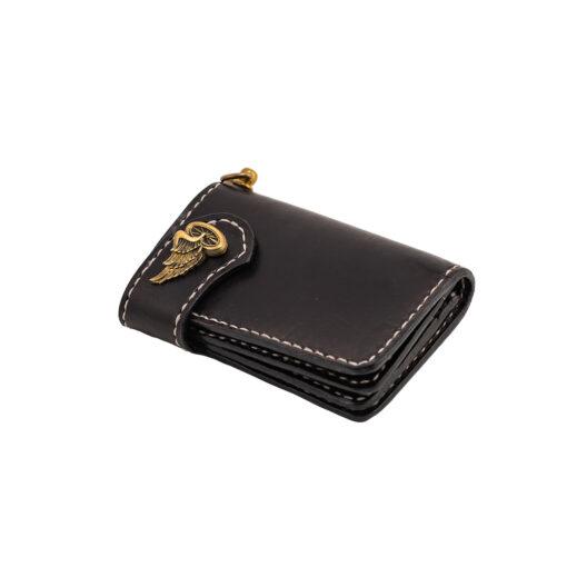 70's Wallet Shorty Flat - Black