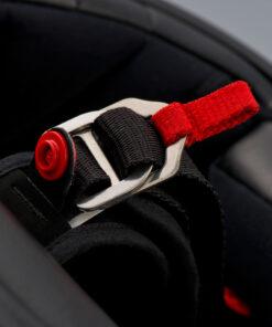 Blauer 80's Helmet - Black Matt Doble Ring