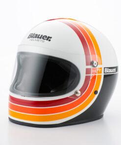 Blauer 80's Helmet - White
