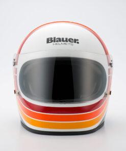 Blauer 80's Helmet - White Front