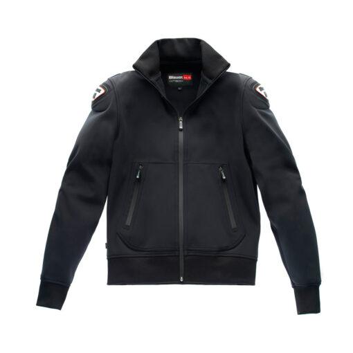 Blauer Easy Man 1.0 Jacket Black Asphalt
