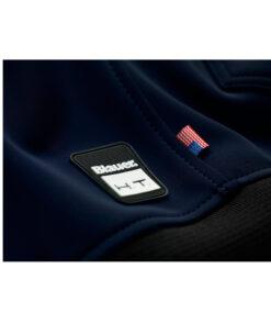 Blauer Easy Man 1.0 Jacket - Dark Blue Logo