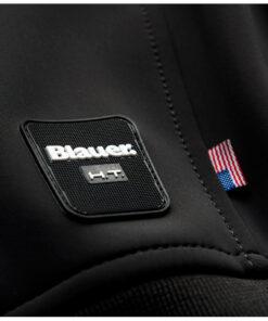 Blauer Easy Man 1.0 Jacket - Grey Anthracite Logo