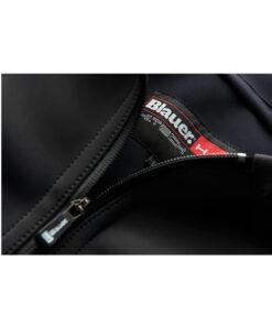 Blauer Easy Man 1.0 Jacket - Grey Anthracite Zip