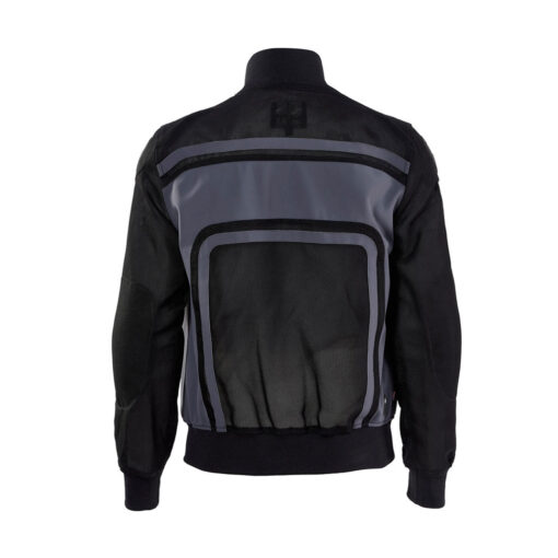 Blauer Easy Rider Jacket Black Back
