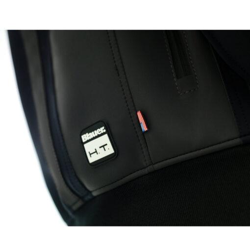 Blauer Easy Rider Jacket Black Logo