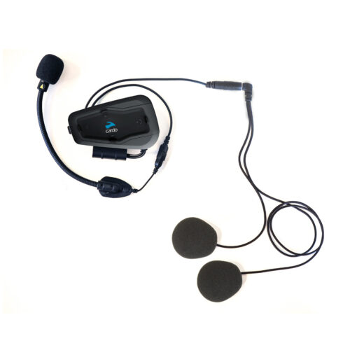 Cardo Freecom 1 + Headset Frc1 Product and Accessories