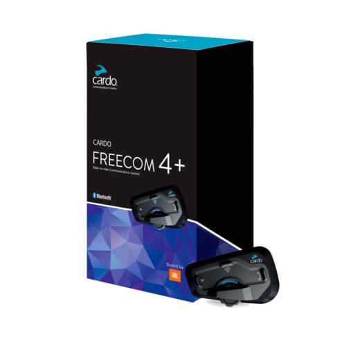 Cardo Freecom 4 + Headset