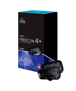 Cardo Freecom 4 + Headset - Duo Pack