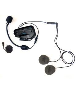 Cardo Freecom 4 + Headset Frc4 accessories