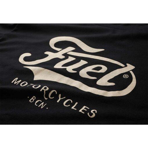 Fuel Black T-Shirt - Logo