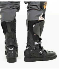 Sidi Adventure 2 Gore-Tex Boots Black Back