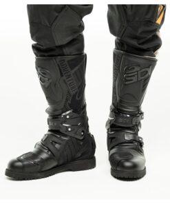 Sidi Adventure 2 Gore-Tex Boots Black Front