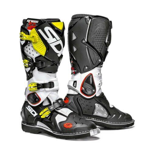 Sidi Crossfire 2 Boots White