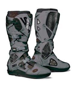 Sidi Crossfire 3 SRS Boots - Grey