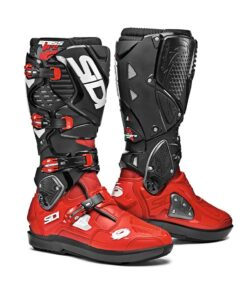 Sidi Crossfire 3 SRS Boots - Black Red