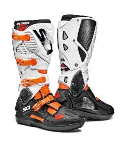 Sidi Crossfire 3 SRS Boots - Black White
