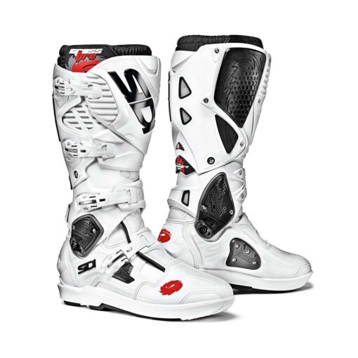 Sidi Crossfire 3 SRS Boots - White