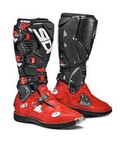 Sidi Crossfire 3 Boots - Black Red