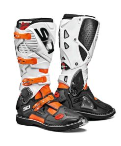 Sidi Crossfire 3 Boots - White Black