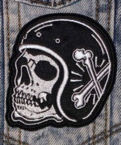 Skull Patch Death Rider