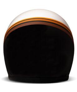 DMD Vintage Helmet - Coffee Break Rear