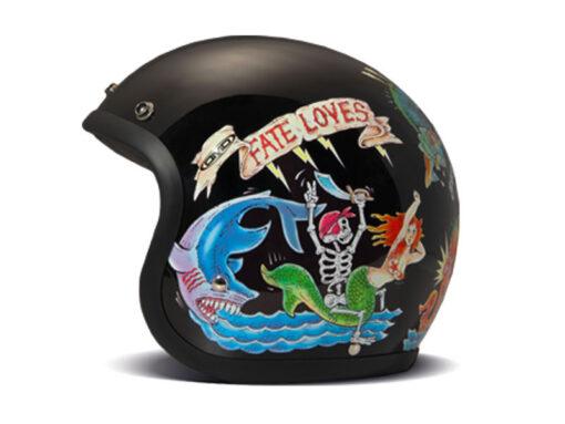 DMD Vintage Helmet - Fate SX