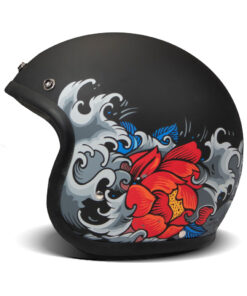 DMD Vintage Helmet - Irezumi SX