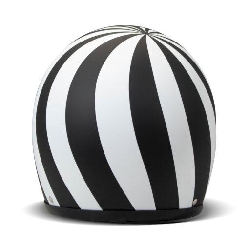 DMD Vintage Helmet - Lollipop Rear