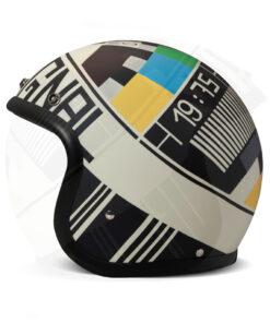 DMD Vintage Helmet - No Signal SX
