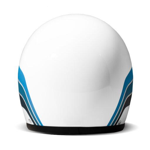 DMD Vintage Helmet - Olympus Rear