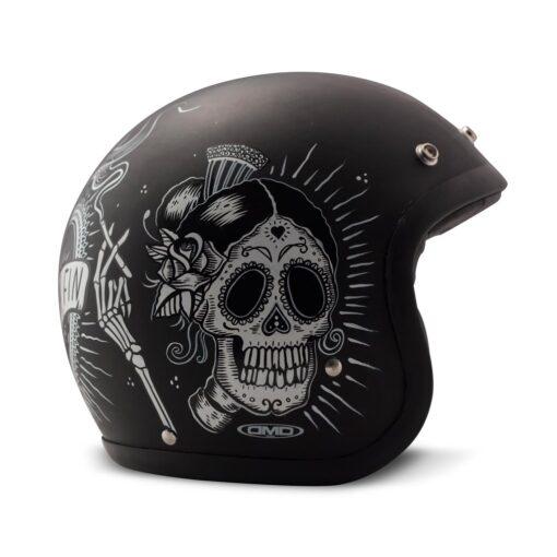 DMD Vintage Helmet - Sin Fin DX