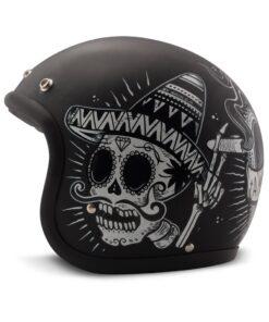 DMD Vintage Helmet - Sin Fin SX