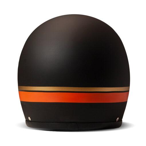 DMD Vintage Helmet - Sunset Rear