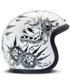 DMD Vintage Helmet - Thunderstruck DX