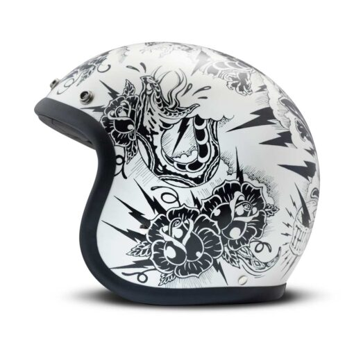 DMD Vintage Helmet - Thunderstruck SX
