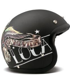 DMD Vintage Helmet - Vida Loca DX