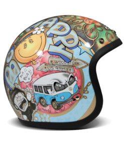 DMD Vintage Helmet - Woodstock DX