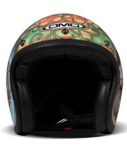 DMD Vintage Helmet - Woodstock Front