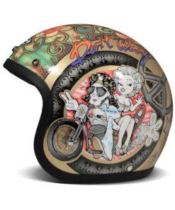 DMD Vintage Helmet - Woodstock SX