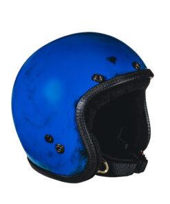 70's Helmets Pastello Dirty Blue DX