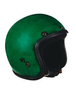 70's Helmets Pastello Dirty Green DX