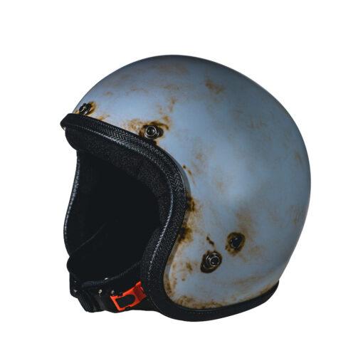 70's Helmets Pastello Dirty Grey SX