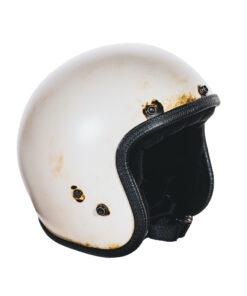 70's Helmets Pastello Dirty Ivory DX