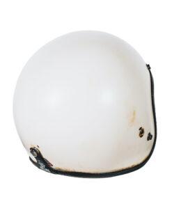 70's Helmets Pastello Dirty Ivory Rear DX