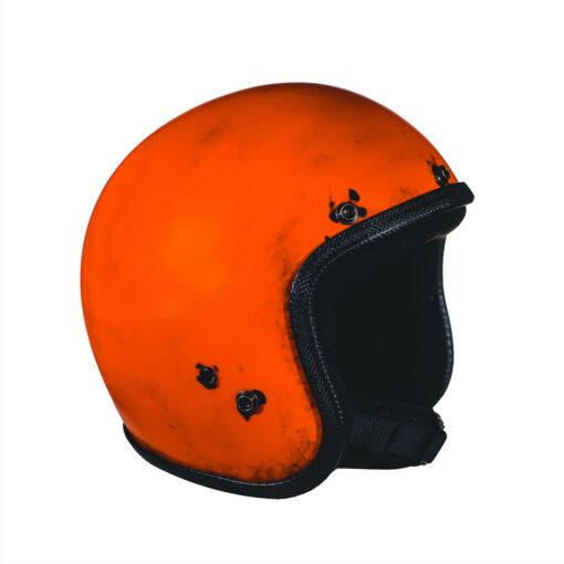 70's Helmets Pastello Dirty Orange DX