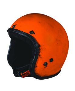 70's Helmets Pastello Dirty Orange SX