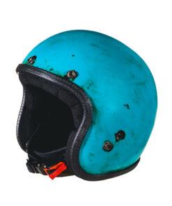 70's Helmets Pastello Dirty Turquoise SX