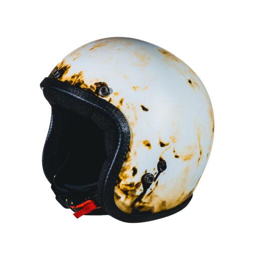 70's Helmets Pastello Dirty White SX